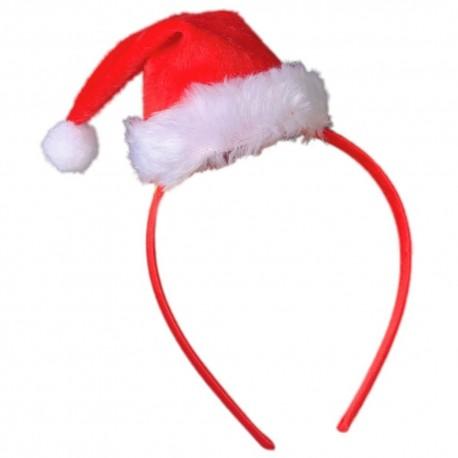 Tiara Gorrinho de Natal
