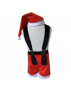 Roupa de Papai Noel Infantil