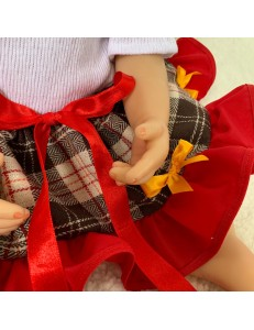 Kit Festa Junina Bebê 3 a 6 meses