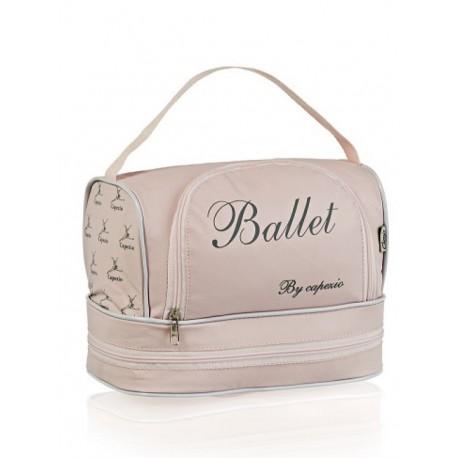 Bolsa de Ballet Capézio Gaiola Rosa Ref. B-38