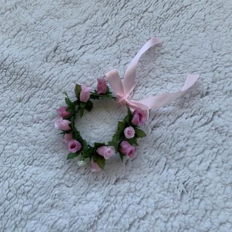 Porta coque Flores